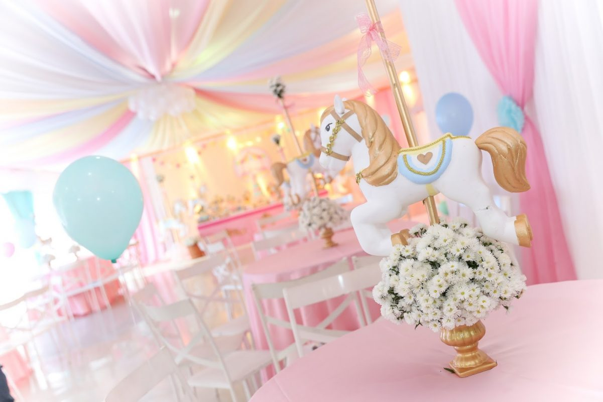 Carousel Theme Party
